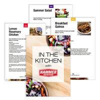 Kochbuch für Sportler