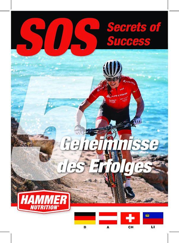 SOS Hammer Nutrition