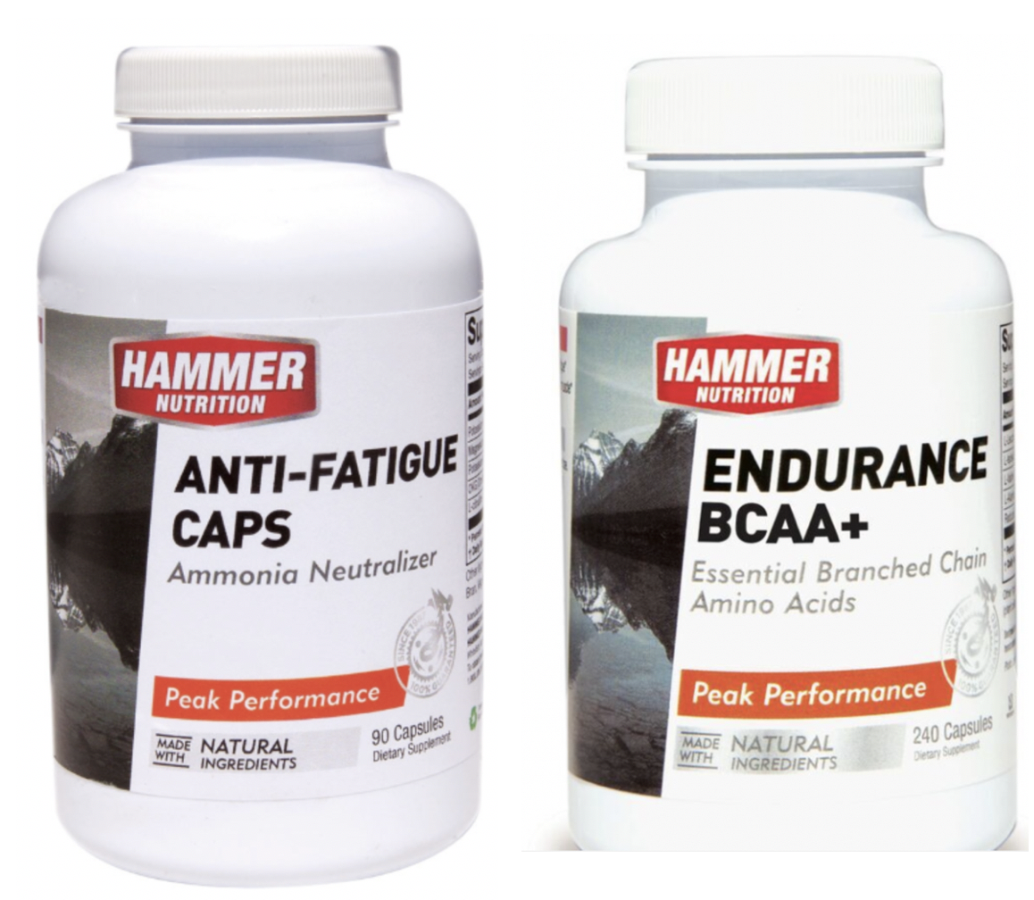 Anti-Fatigue Caps & BCAA+